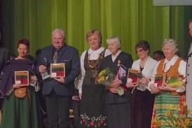 Birštone įteikti savivaldybės apdovanojimai (Foto reportažas)