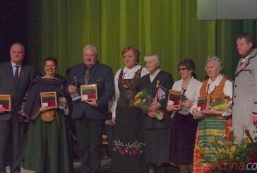 Įteikti Birštono savivaldybės Vasario 16-osios  apdovanojimai