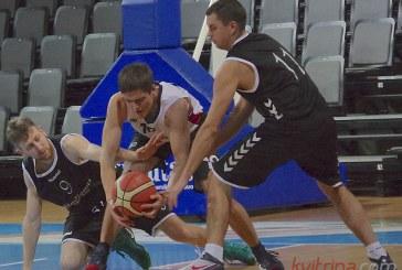 Rajono krepšinio pirmenybės įžengė į finalinę stadiją