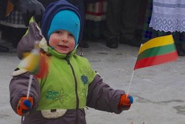 Birštonas iškėlė šimtmečio vėliavą (Foto reportažas)