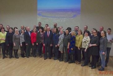 Prienų krašto asociacijų atstovų susitikimas (Foto reportažas)