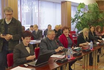 Birštono savivaldybės Tarybos posėdyje – biudžeto patvirtinimas su nemažais juodais debesėliais