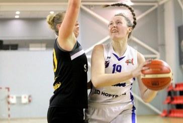 Brolių Ballų akivaizdoje prieniškė Livija Sakevičiūtė sužaidė sezono rungtynes