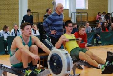 Paulius Černevičius gerina asmeninius rezultatus ir laimi pirmąsias vietas