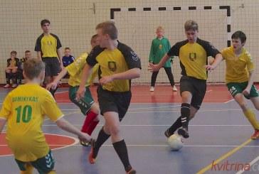 """Futbolo turnyras """"Ąžuolo"""" progimnazijoje (Foto reportažas)"""