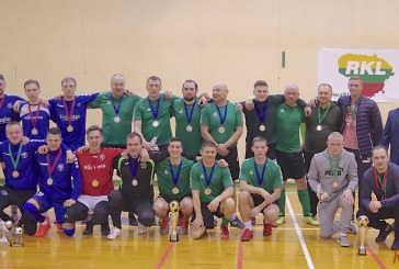 Prienų salės futbolo pirmenybės. Finalas (Foto reportažas)