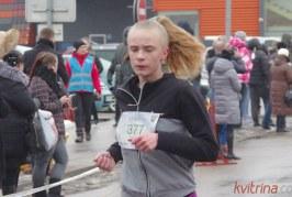 Kovo 11 d. bėgimas Prienuose (Foto reportažas)