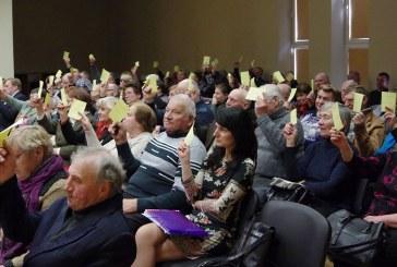 """Kredito unijos """"Prienų taupa"""" ataskaitinis-rinkiminis susirinkimas (Foto reportažas)"""