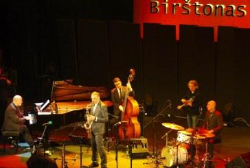 """Džiazo festivalio """"Birštonas"""" 20-asis pavasaris gali tapti ryškiausiu"""