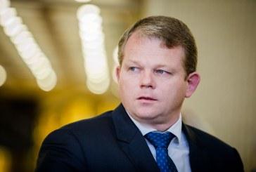 Seimo narys Andrius Palionis išrinktas naujos politinės jėgos pirmininko pavaduotoju