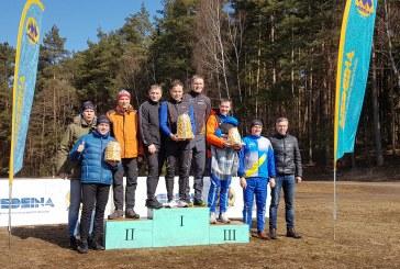 Orientavimosi sporto sezono starte – keturios prizinės vietos