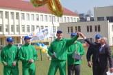 Sporto Birštone vystytojai įstaigos 20-metį pasitiko sporto varžybomis, arba, kaip ugniagesiai gelbėjo oficialiąją renginio dalį