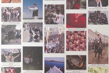 """Parodos """"Kroatijos nematerialus kultūros paveldas"""" atidarymas Birštono KC (Foto reportažas)"""