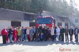 Priešgaisrinės saugos mokymai Prienų globos namuose (Foto reportažas)