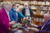 Prienų bibliotekoje lankėsi istorikas, politikas Arvydas Anušauskas (Foto repotažas)