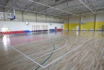 """Atsisakoma statyti baseiną, vietoje jo iškils """"Žiburio"""" gimnazijos sporto salė"""