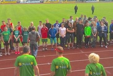 Birštoną atranda ir kaimyninių rajonų sportininkai