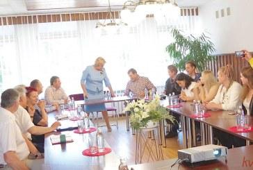 Birštoną aplankė Kazachstano žurnalistai