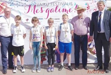 """Vaikų festivalis """"Mes galime!"""". II dalis (Fotoreportažas)"""