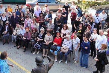 Žydų tautos paveldas yra svarbus ir lietuvių bendruomenei