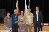 Juozo Palionio atminimui surengto šachmatų turnyro taurė nukeliavo į Birštono komandos rankas