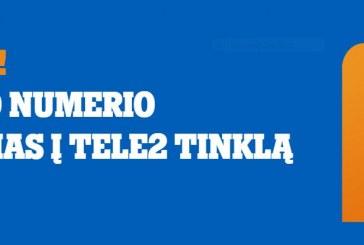 """""""Tele2"""" naujiena verslui: numeris lieka, laidų nebereikia"""