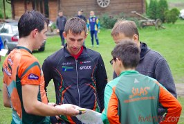 Baltijos šalių estafečių čempionate Vytautas Beliūnas su draugais – ketvirtas