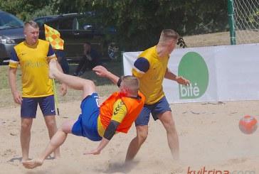 """""""Stiklita"""" Lietuvos paplūdimio futbolo čempionato I turas Prienuose. Atidarymo ceremonija ir ne tik…(Fotoakimirkos)"""