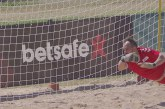 """Stiklita"" Lietuvos paplūdimio futbolo čempionato I turas Prienuose. ""Prienai"" – ""Igol"" 0:6 (Fotoakimirkos)"