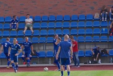 """LFF III lyga. """"Prienai"""" – """"Lietava"""" (Jonava). Futbolas Birštone. (Foto akimirkos)"""