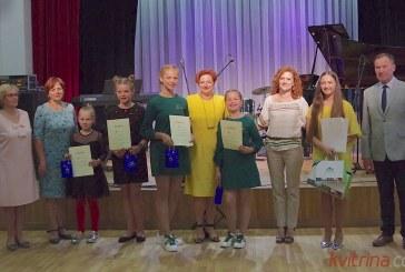 Birštono meno mokykla. Padėkos ir koncertas (Nuotraukos iš renginio)