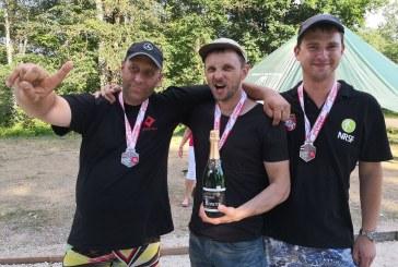 """Paulius Bagdanavičius – """"Baltic cup 2018"""" petankės turnyro II etapo su Šiaulių """"RB"""" komanda nugalėtojas"""