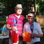 Riga Paguodos turnyro 2 vieta