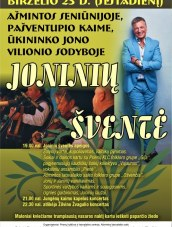 Joninės pas Joną Vilionį