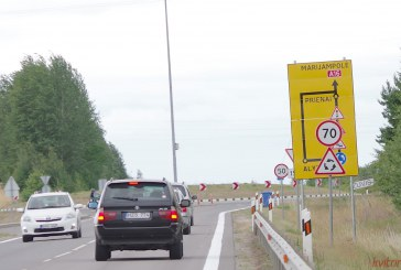 Popieriniai LAKD ir Prienų valdžios žaidimai tęsiasi, o tranzitinis sunkiasvoris transportas, kaip važiavo, taip ir važiuoja per miesto centrą