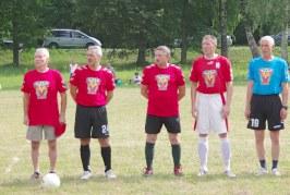 """Tradiciniame Jiezno seniūnijos futbolo turnyre ‒ """"Veteranų"""" pergalė ir Ūdrio Žalio benefisas"""