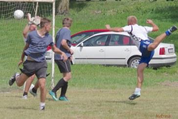 XXVII Jiezno seniūnijos futbolo turnyras (Fotoakimirkos)