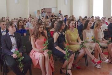 Brandos atestatų įteikimas Veiverių T.Žilinsko gimnazijoje (Fotokimirkos)