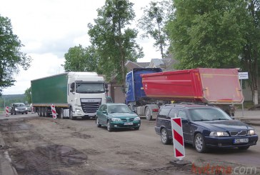 LAKD pažado netesėjo, o remontuojamo kelio ruožo apvažiavimo schemą suderino tik Užsakovas, LAKD, be Prienų r. savivaldybės saugaus eismo komisijos pritarimo (Savivaldybės pozicija)