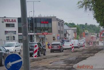 Kelionė per Prienus lygi laikui nuvykti nuo Vilniaus iki Prienų