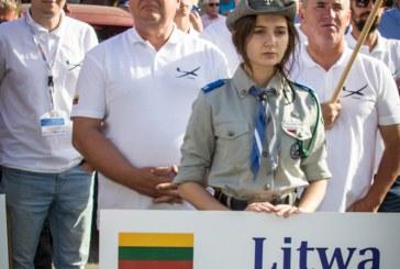 Pasaulio sklandymo čempionate Lenkijoje geriausiai iš lietuvių pasirodė vilnietis Andrėjus Lebedevas, tėvas ir sūnus Sabeckiai užėmė vietas trečiajame dešimtuke