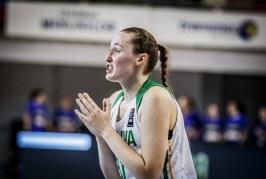 Lietuvos U-20 merginų rinktinė dramatiškoje kovoje pralaimėjo baltarusėms ir varžysis tik dėl trečiosios vietos