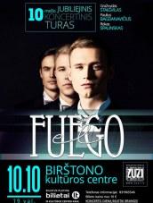 """""""El Fuego""""  koncertas Birštono KC"""