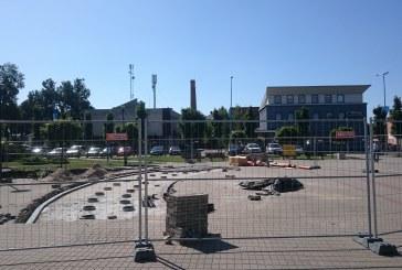 Fontano įrengimo darbai bus tęsiami, Viešųjų pirkimo komisija paprašė papildomos informacijos apie Autobusų stoties sandorį