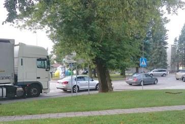 Policija ėmėsi darbo – nubausti 8 krovininių automobilių vairuotojai