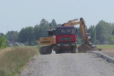 Po rekonstrukcijos kelias į Geležūnus – tik lengviesiems automobiliams ir be teisės sustoti