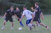 Antrasis Prienų futbolo čempionato ratas prasidėjo netikėtu rezultatu