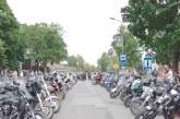 """900 """"Ryterna modul mototourism rally""""  dalyvių finišas Birštone (Fotoreportažas)"""