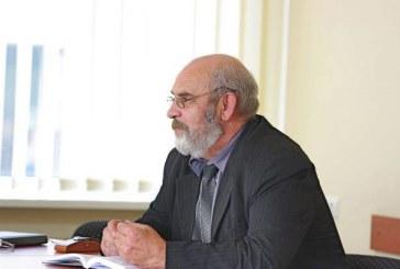 Mirė ilgametis Prienų rajono Savivaldybės tarybos narys Kęstutis Palionis