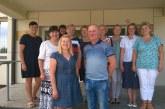 Grupė Prienų globos namų socialinių darbuotojų lankėsi Utenos ir Jasiuliškių socialinės globos namuose